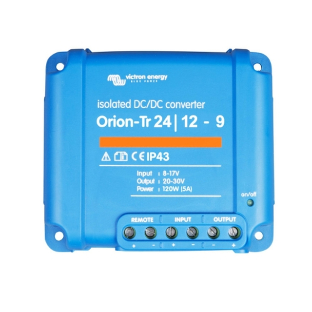 Victron Orion-Tr 24/12-9A (110W) DC-DC converter isolated